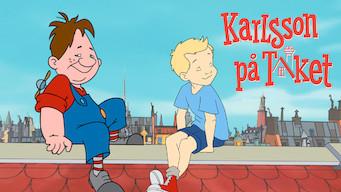 Se Karlsson på taget på Netflix