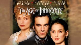 The Age of Innocence film serier netflix