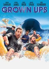 Se Grown Ups på Netflix