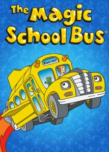 magic school bus børn netflix