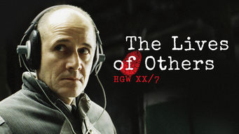 Se The Lives of Others på Netflix