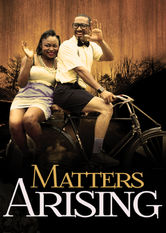 Se Matters Arising på Netflix