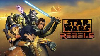 Se Star Wars Rebels på Netflix