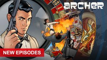 Se Archer på Netflix