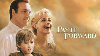 Se Pay It Forward på Netflix