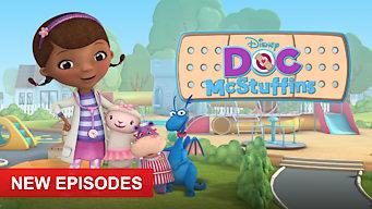 Se Doc McStuffins på Netflix