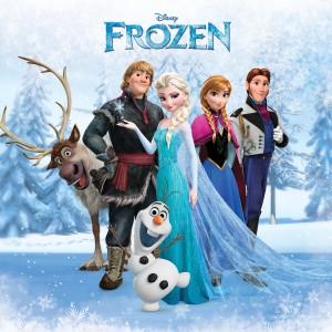 frozen frost netflix danmark