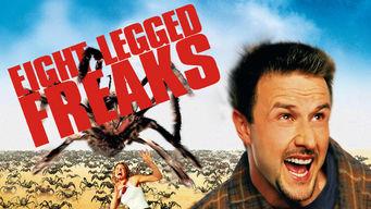 Se Eight Legged Freaks på Netflix