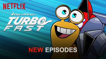 Se Turbo FAST på Netflix