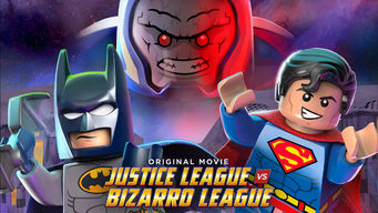 Se Lego: Justice League vs. Bizarro League på Netflix