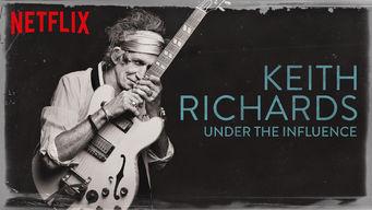 Se Keith Richards: Under the Influence på Netflix