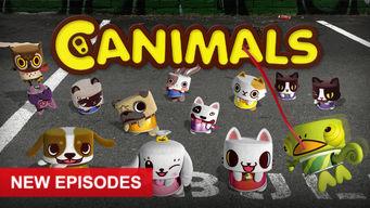 Se Canimals på Netflix