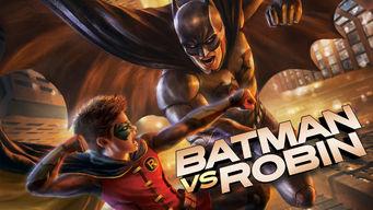 Se Batman vs. Robin på Netflix