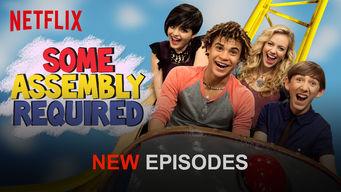 Se Some Assembly Required på Netflix