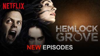 Se Hemlock Grove på Netflix