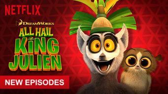 Se All Hail King Julien på Netflix