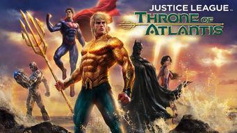 Se Justice League: Throne of Atlantis på Netflix