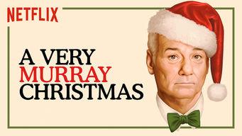 Se A Very Murray Christmas på Netflix