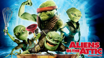 Se Aliens in the Attic på Netflix