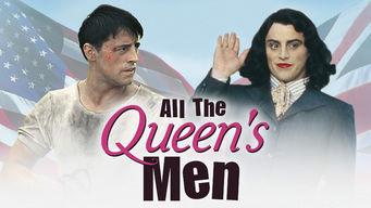 Se All the Queen's Men på Netflix