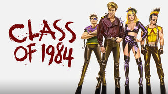 Se Class of 1984 på Netflix