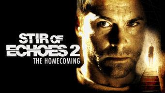 Se Stir of Echoes 2: The Homecoming på Netflix