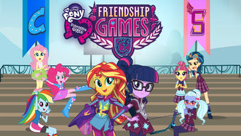 Se My Little Pony Equestria Girls: Friendship Games på Netflix