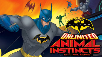 Se Batman Unlimited: Animal Instincts på Netflix