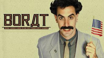 Se Borat på Netflix