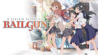 Se A Certain Scientific Railgun på Netflix