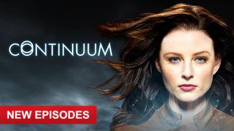 Se Continuum på Netflix