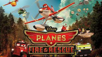 Se Planes: Fire & Rescue på Netflix