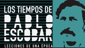 Se Los tiempos de Pablo Escobar på Netflix