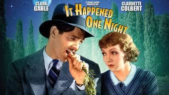 Se It Happened One Night på Netflix