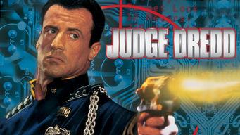 Se Judge Dredd på Netflix