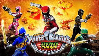 Se Power Rangers Dino Charge på Netflix