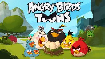 Se Angry Birds Toons på Netflix