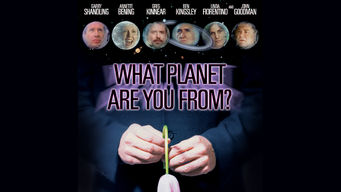 Se What Planet Are You From? på Netflix
