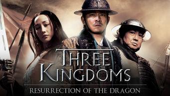 Se Three Kingdoms: Resurrection of the Dragon på Netflix