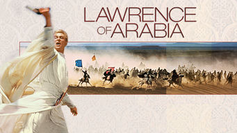 Se Lawrence of Arabia på Netflix