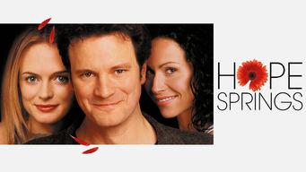 Se Hope Springs på Netflix