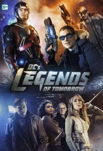 legends of tomorrow netflix danmark