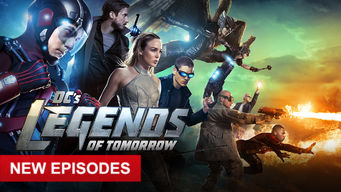 Se Legends of Tomorrow på Netflix