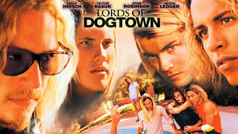 Se Lords of Dogtown på Netflix
