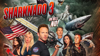 Se Sharknado 3 på Netflix