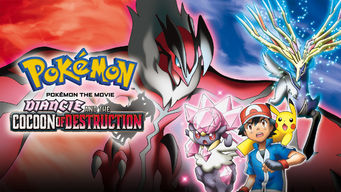 Se Pokémon the Movie: Diancie and the Cocoon of Destruction på Netflix