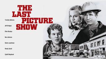 Se The Last Picture Show på Netflix