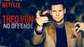 Se Theo Von: No Offense på Netflix