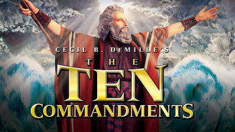 Se The Ten Commandments på Netflix