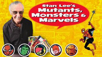 Se Stan Lee's Mutants, Monsters & Marvels på Netflix